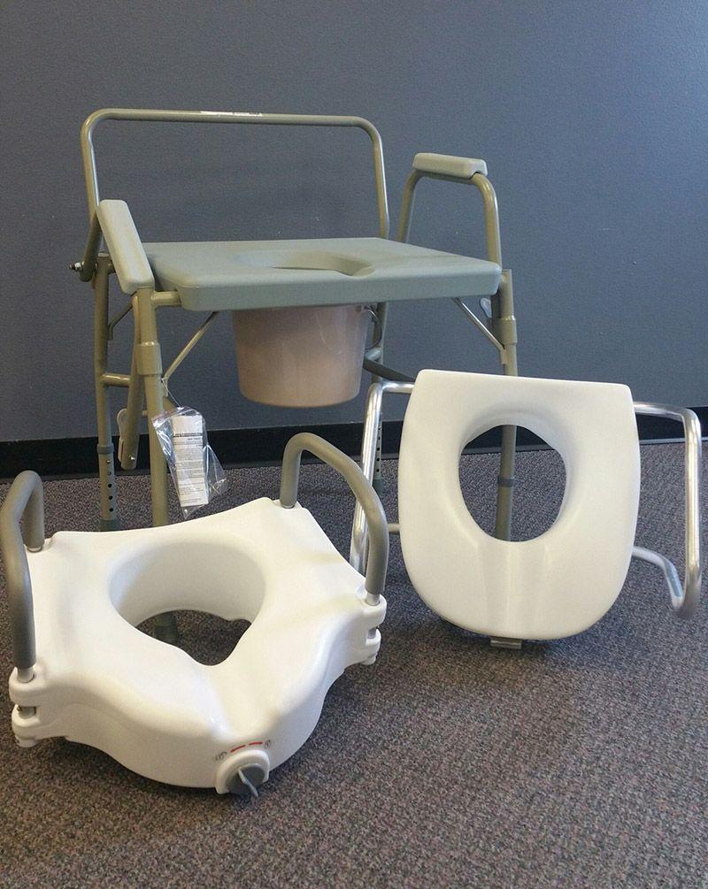 AT Loan Closet Portable Toilet