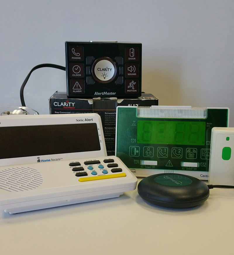 AT Loan Closet Devices