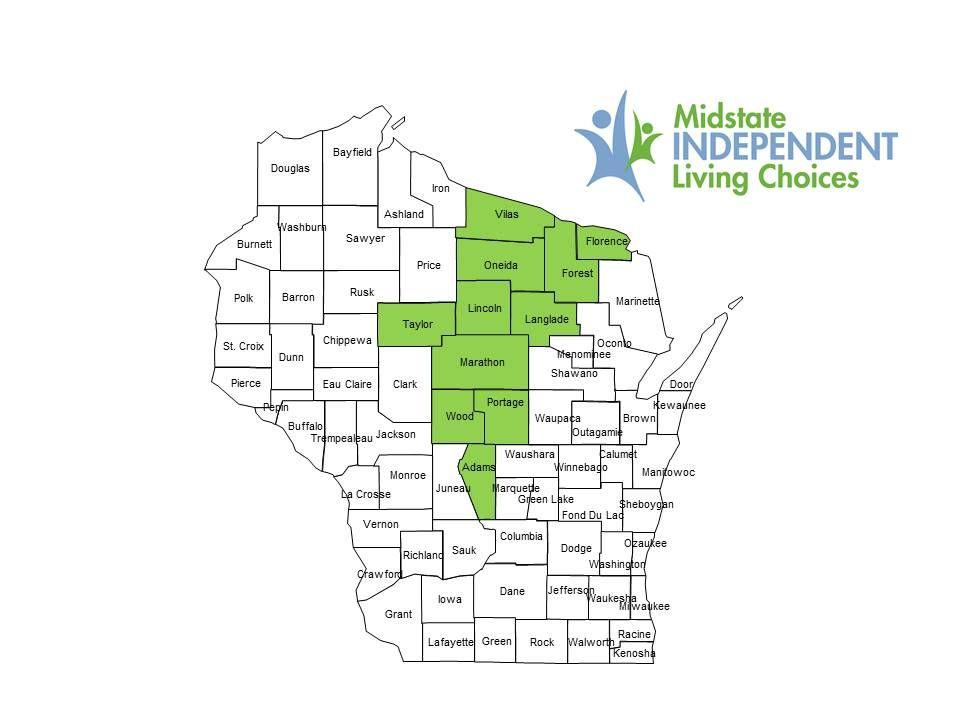 MILC Wisconsin Service Area
